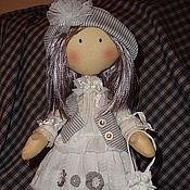 Куклы и игрушки ручной работы. Ярмарка Мастеров - ручная работа Текстильная кукла Бланка. Handmade.