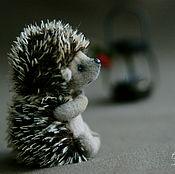 Куклы и игрушки ручной работы. Ярмарка Мастеров - ручная работа Ёжик Берри. Handmade.