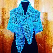 Аксессуары handmade. Livemaster - original item Scarf crochet. Handmade.