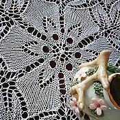 Для дома и интерьера handmade. Livemaster - original item Little motif napkin... Handmade.