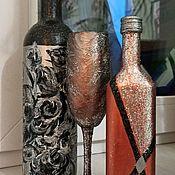 Элементы интерьера ручной работы. Ярмарка Мастеров - ручная работа Декорированные элементы интерьера ручной работы. Handmade.