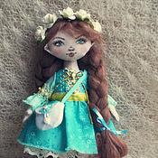 Куклы и игрушки ручной работы. Ярмарка Мастеров - ручная работа Наталия, авторская текстильная куколка с портретным сходством, на зака. Handmade.