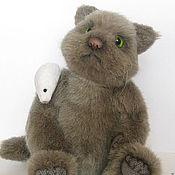 Куклы и игрушки ручной работы. Ярмарка Мастеров - ручная работа А с мышками я  дружу .... Handmade.