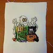 Картины и панно ручной работы. Ярмарка Мастеров - ручная работа Хэллоуин. Handmade.
