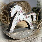 Для дома и интерьера ручной работы. Ярмарка Мастеров - ручная работа Винтажная лошадка. Handmade.
