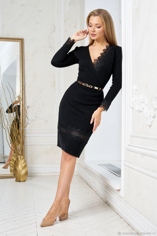 Dress ' Aesthetics of black', Dresses, St. Petersburg,  Фото №1
