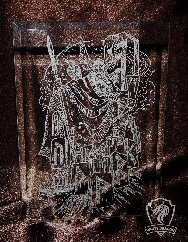 Бог Один. Декоративная рамка, Фоторамки, Нижний Новгород, Фото №1