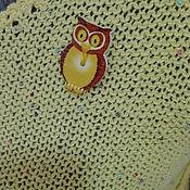 """Одежда ручной работы. Ярмарка Мастеров - ручная работа Туника """"Совушка"""". Handmade."""