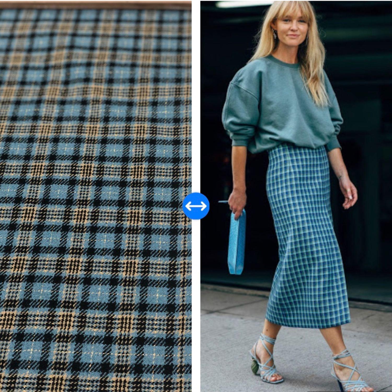 Italian fabric Prada, Fabric, Moscow,  Фото №1