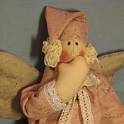 Куклы и игрушки ручной работы. Ярмарка Мастеров - ручная работа Ангел добрых снов Весенний рассвет. Handmade.