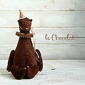 """Мишка тедди """"Le Chocolat"""""""