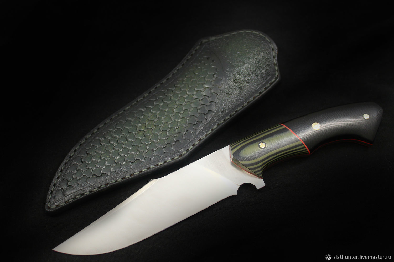 The handmade knife 'Reptil', Knives, Chrysostom,  Фото №1