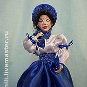 """Куклы и игрушки ручной работы. Ярмарка Мастеров - ручная работа Кукла """"Сплетница"""". Handmade."""
