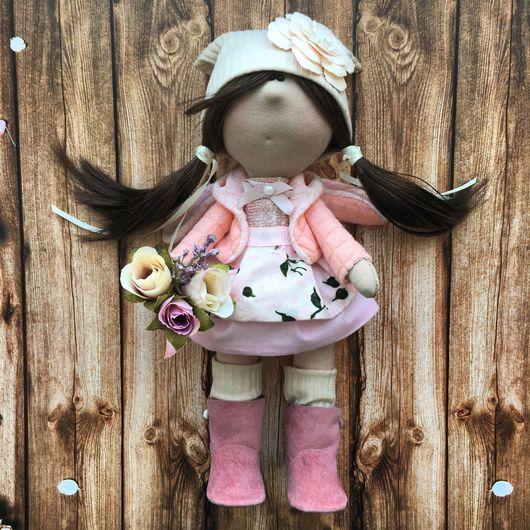 Коллекционные куклы ручной работы. Ярмарка Мастеров - ручная работа. Купить Куколка Пэппа. Handmade. Кукла ручной работы