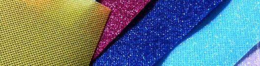 Другие виды рукоделия ручной работы. Ярмарка Мастеров - ручная работа. Купить Декоративный материал с блестками. Handmade. Комбинированный, глиттер