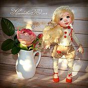 """Куклы и игрушки ручной работы. Ярмарка Мастеров - ручная работа Авторская кукла """"Ангелок"""". Handmade."""