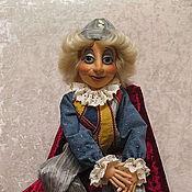 Куклы и игрушки ручной работы. Ярмарка Мастеров - ручная работа Кукла Клоун. Handmade.