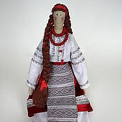 Куклы и игрушки ручной работы. Ярмарка Мастеров - ручная работа Текстильная кукла Тильда. Handmade.