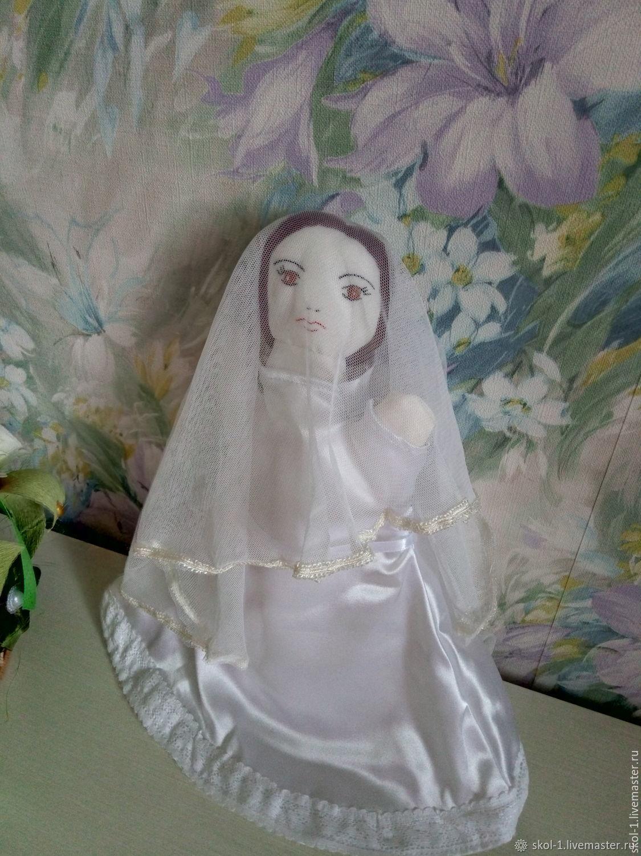 перчаточная кукла Невеста, Кукольный театр, Мытищи,  Фото №1