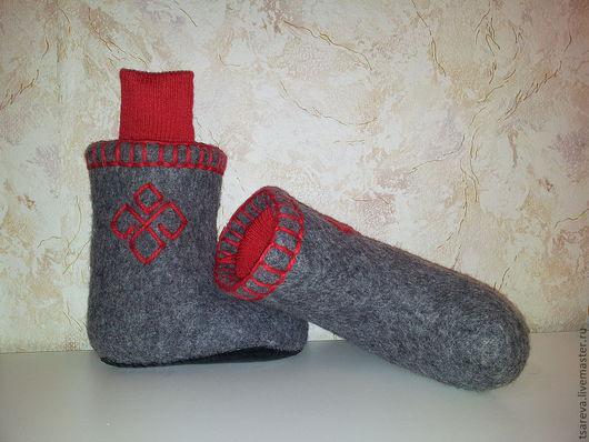 Обувь ручной работы. Ярмарка Мастеров - ручная работа. Купить Валенки детские. Handmade. Валенки детские, Валяние, валяная обувь
