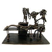 Сувениры и подарки handmade. Livemaster - original item Doctor surgeon ophthalmologist. Handmade.