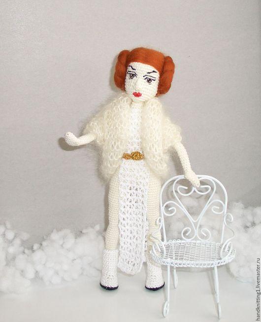 Снежная Королева или принцесса Лея