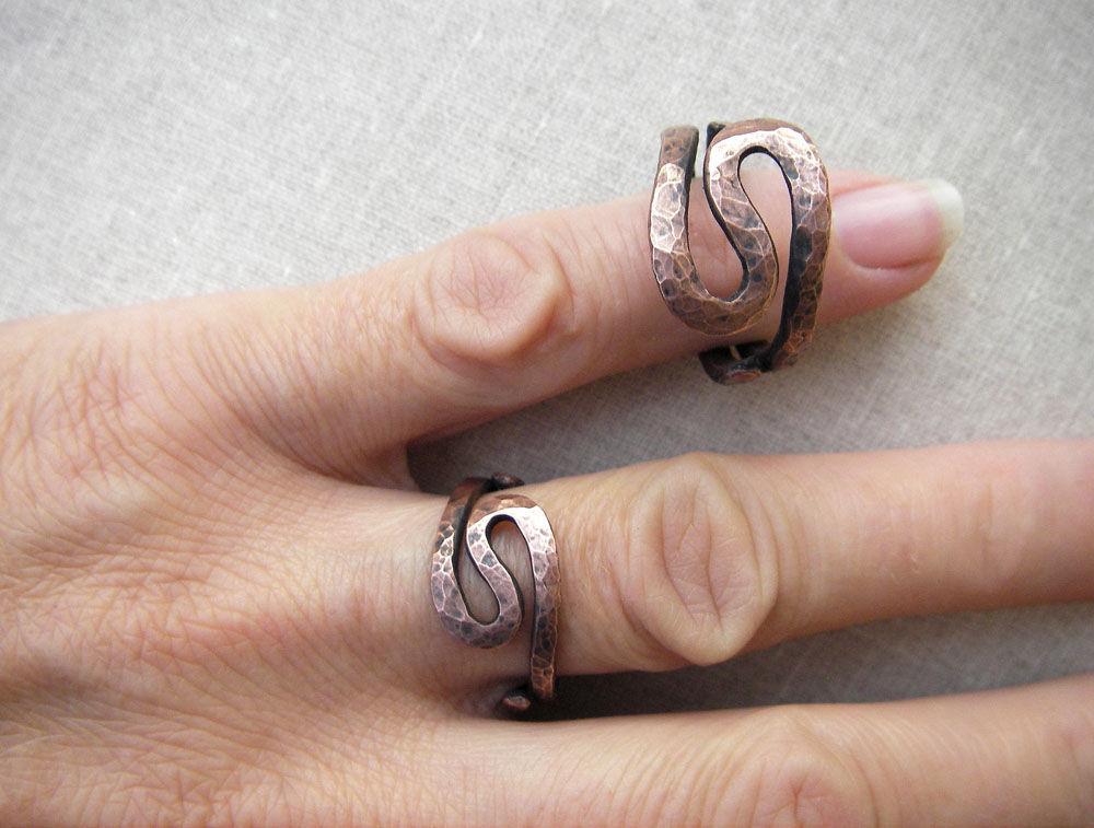 брянска самодельное кольцо на палец фото приглашают