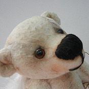 Куклы и игрушки ручной работы. Ярмарка Мастеров - ручная работа Мишка тедди Ангел. Handmade.