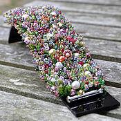 Украшения handmade. Livemaster - original item Bracelet Lesnaya Polyana. Handmade.