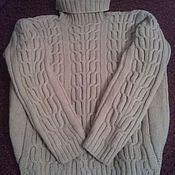 """Одежда ручной работы. Ярмарка Мастеров - ручная работа Свитер мужской """"Зима"""". Handmade."""