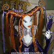 """Куклы и игрушки ручной работы. Ярмарка Мастеров - ручная работа """"Принцесса на Горошине"""" (продана). Handmade."""