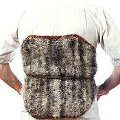 Аксессуары handmade. Livemaster - original item Belt from dog`s wool article number №121п thick.. Handmade.