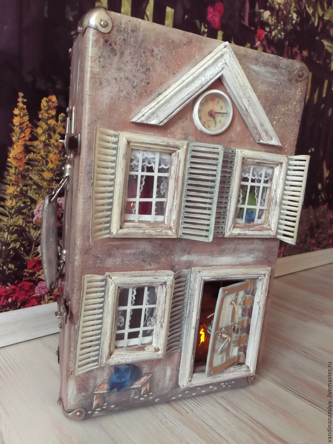 Suitcase With Old Fairy Tales Dollhouse Shop Online On
