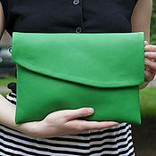 Сумки и аксессуары handmade. Livemaster - original item Bag genuine leather