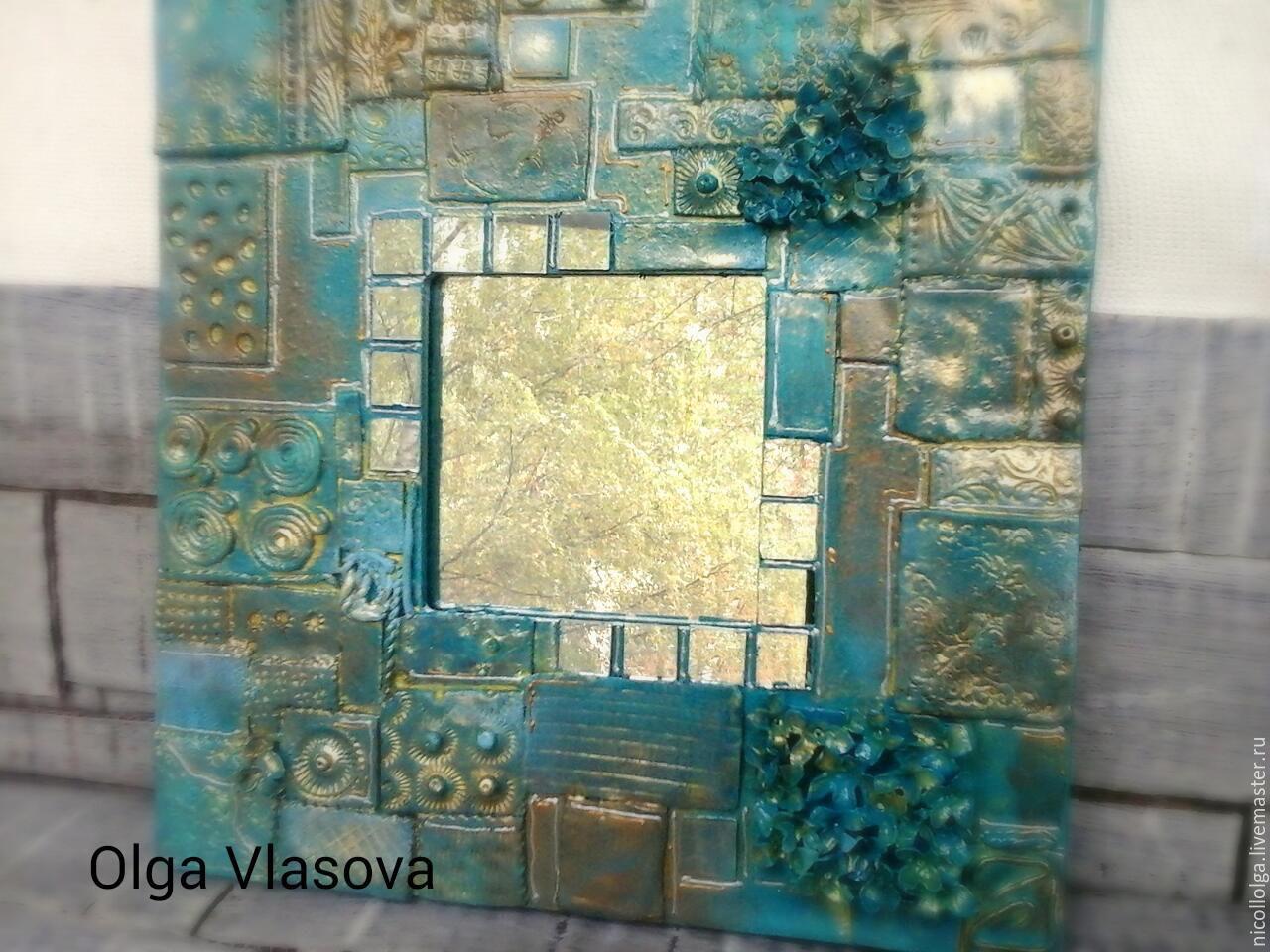 Mirror interior, Mirror, Lipetsk,  Фото №1
