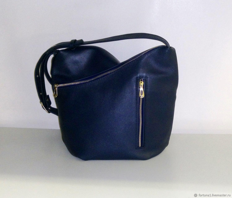 Bag leather 66, Classic Bag, St. Petersburg,  Фото №1