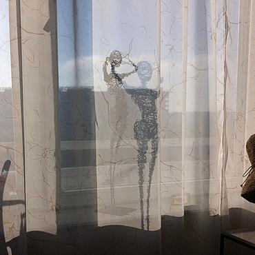 Картины и панно ручной работы. Ярмарка Мастеров - ручная работа скульптура  Она. Handmade.