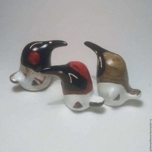 Статуэтки ручной работы. Ярмарка Мастеров - ручная работа. Купить Птички. Handmade. Комбинированный, статуэтка ручной работы, birds, фаянс