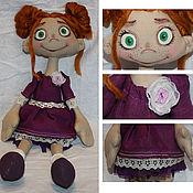 Куклы и игрушки ручной работы. Ярмарка Мастеров - ручная работа Фруся. Handmade.