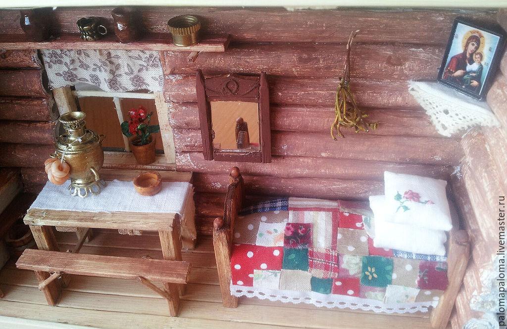 Печка для кукольного домика своими руками 91