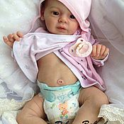 Куклы Reborn ручной работы. Ярмарка Мастеров - ручная работа Кукла реборн из молда Larri.. Handmade.
