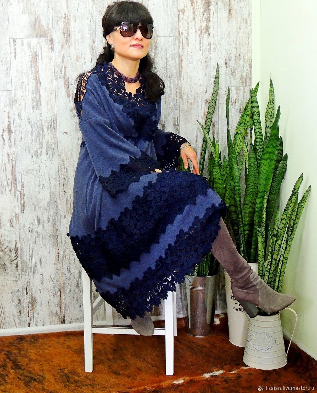 2bc62596875a5 Платья ручной работы. Ярмарка Мастеров - ручная работа. Купить Платье в БОХО  стиле.
