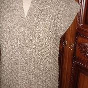 Одежда ручной работы. Ярмарка Мастеров - ручная работа Жилеты из натуральной шерсти. Handmade.