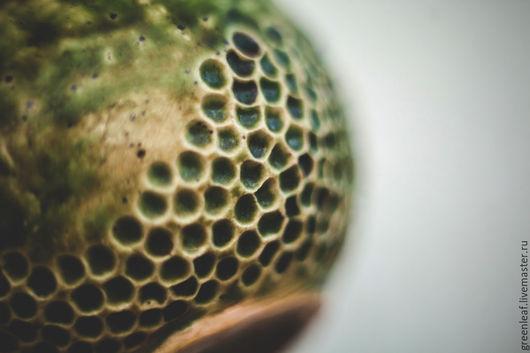 Кружки и чашки ручной работы. Ярмарка Мастеров - ручная работа. Купить Чашка про ящериц и крокодилов. Handmade. Болотный, зеленый