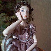 """Куклы и игрушки ручной работы. Ярмарка Мастеров - ручная работа Шарнирная  кукла """"Ариэтти"""". Handmade."""
