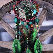 """Фен-шуй и эзотерика ручной работы. Ярмарка Мастеров - ручная работа Ловец снов """"Forest witch invokes fairies"""". Handmade."""