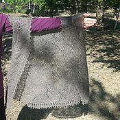 Одежда ручной работы. Ярмарка Мастеров - ручная работа Жилетка женская из козьего пуха. Handmade.