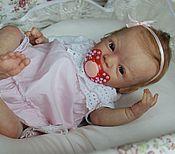 Куклы и игрушки ручной работы. Ярмарка Мастеров - ручная работа Малышка Линдия. Handmade.
