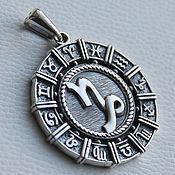 "Фен-шуй и эзотерика manualidades. Livemaster - hecho a mano Zodiac sign ""Capricorn"". Handmade."