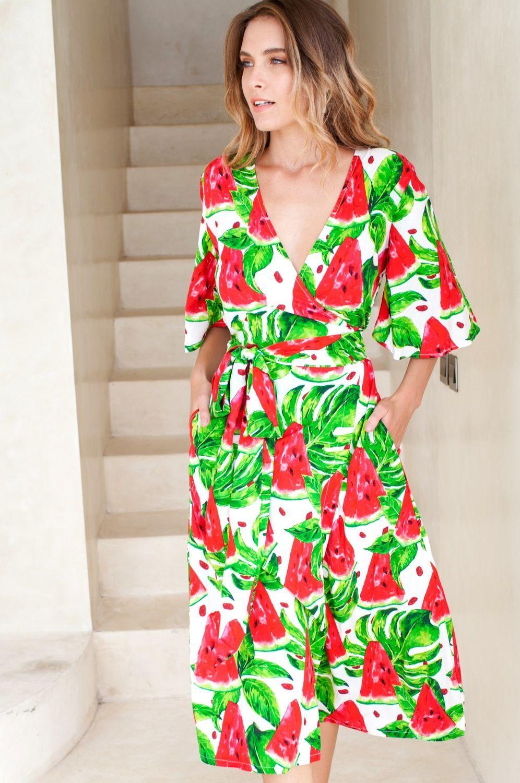 купить свободное стильное платье